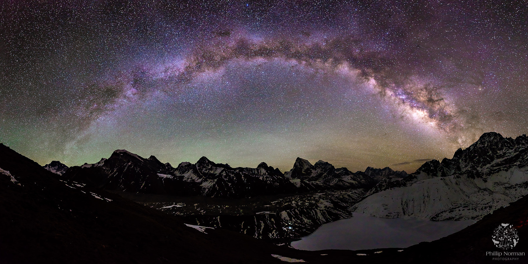 Photograph Gokyo Way by Phillip Norman on 500px