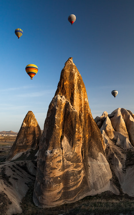 Photograph Figures of Cappadocia by kani polat on 500px