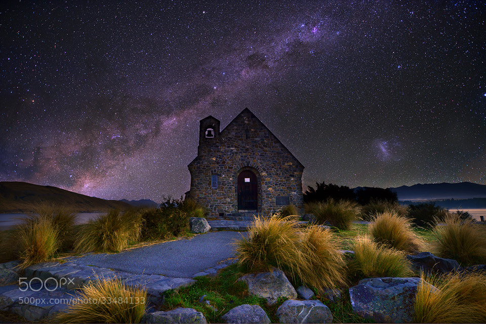 Photograph Lake Tekapo by sarawut Intarob on 500px