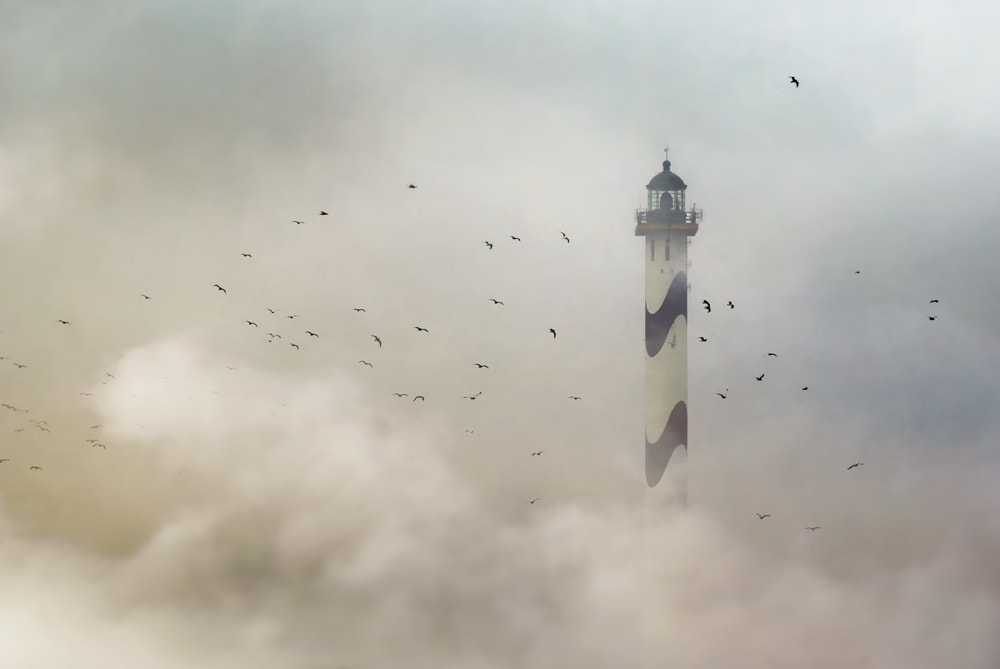 Photograph the lighthouse by piet flour on 500px