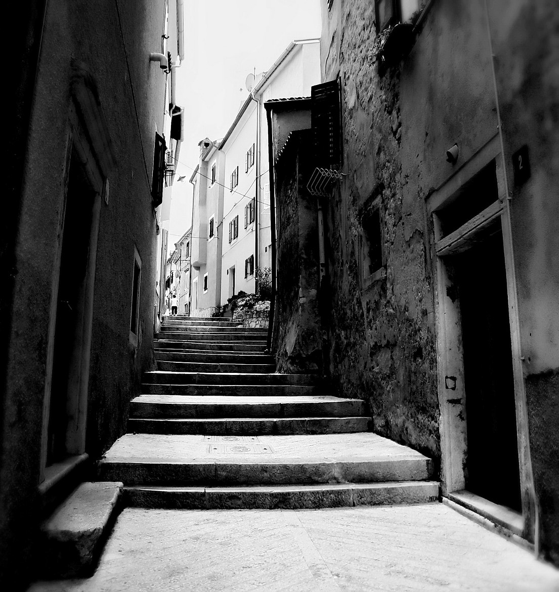 Photograph White Stairs by Dragan Djuric on 500px