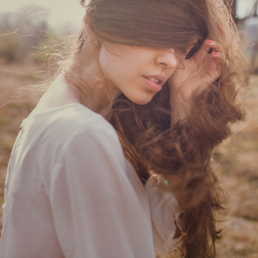 Photograph  wind in her hair by Анастасия Павлова on 500px
