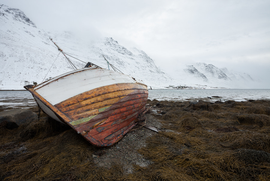Photograph Beached by John Q on 500px