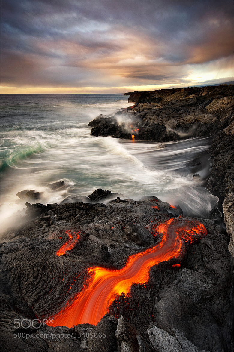 Photograph Terra... not so Firma by Bruce Omori on 500px