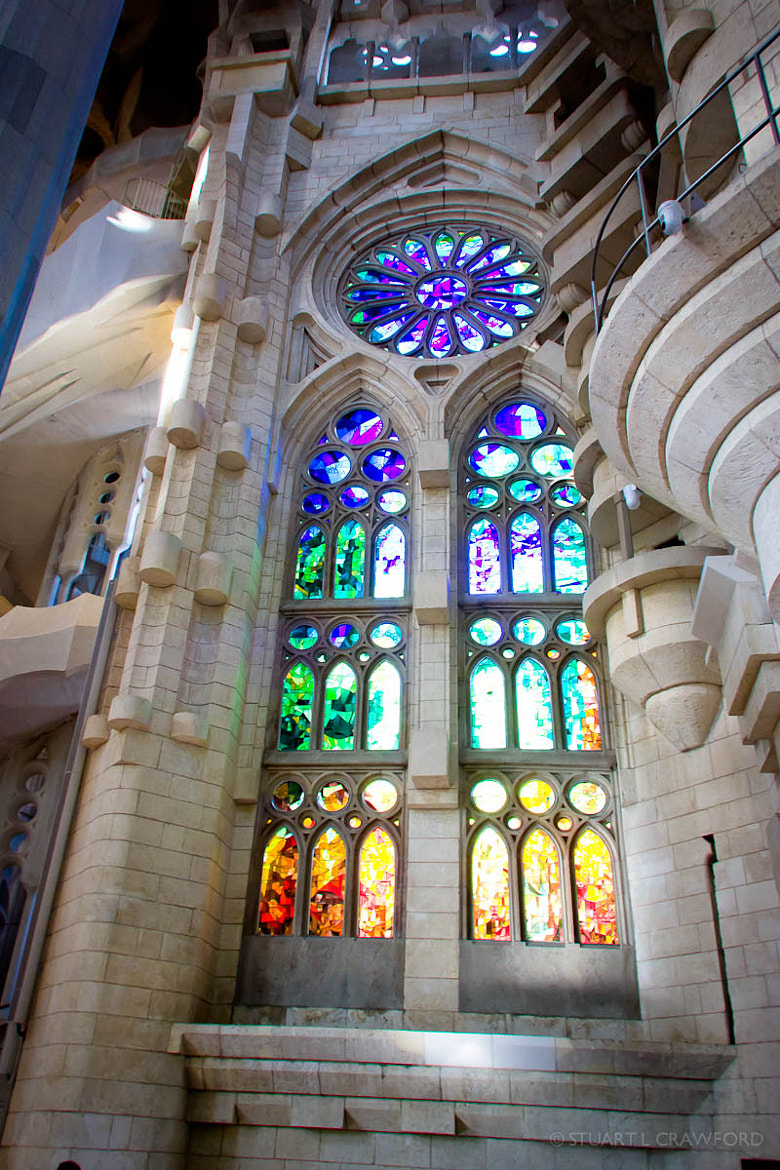 Photograph Inside Sagrada Familia #2 by Stuart Crawford on 500px