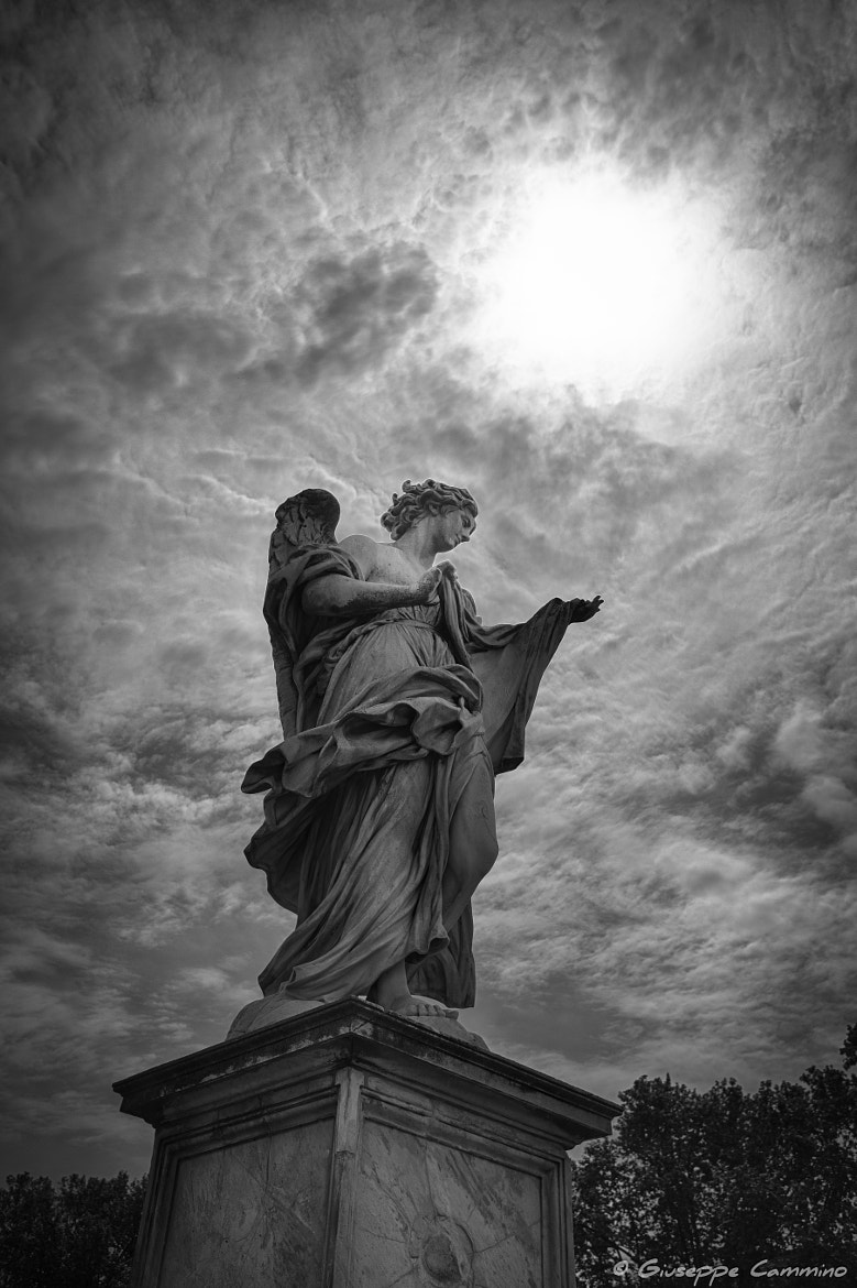 Photograph Petrified angel - HDR by Giuseppe Cammino on 500px