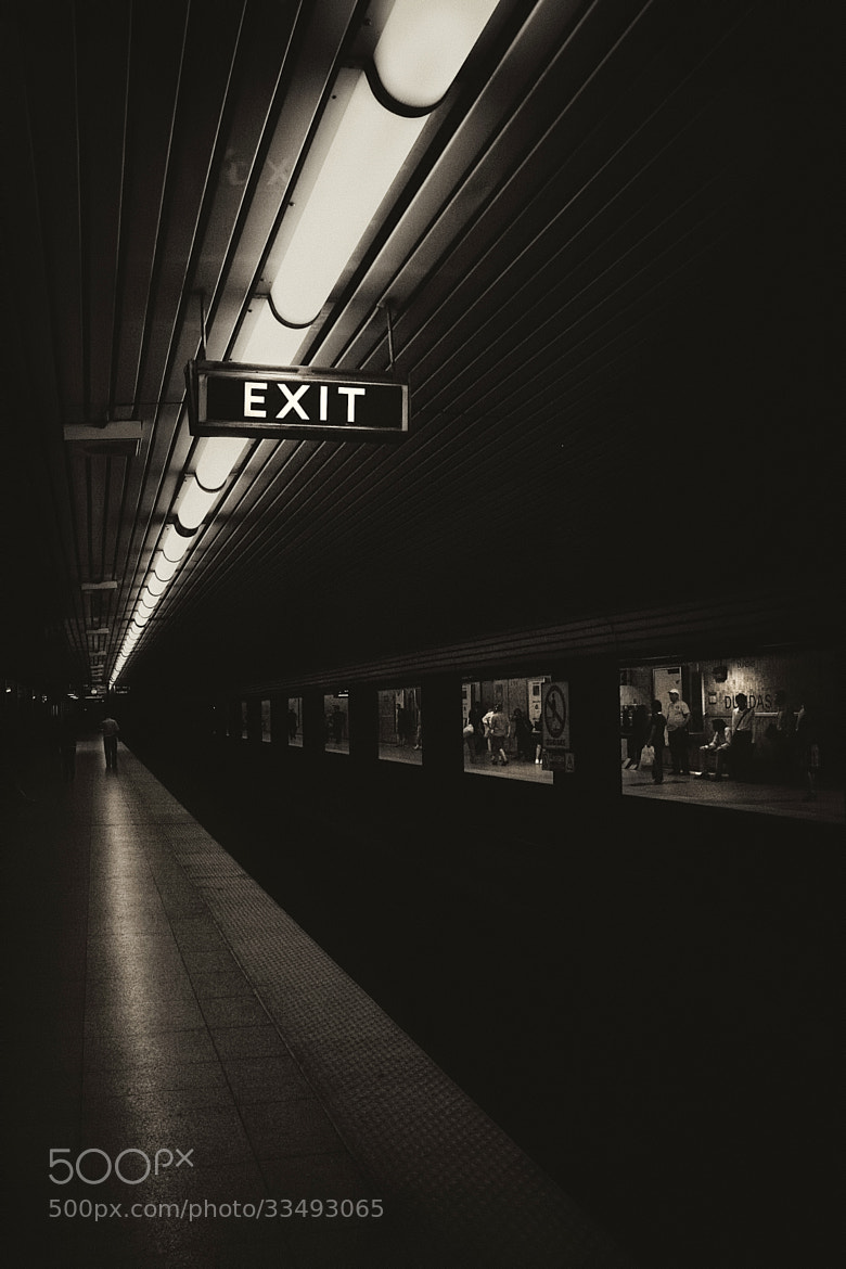 Photograph Exit by Cláudio Lacerda on 500px