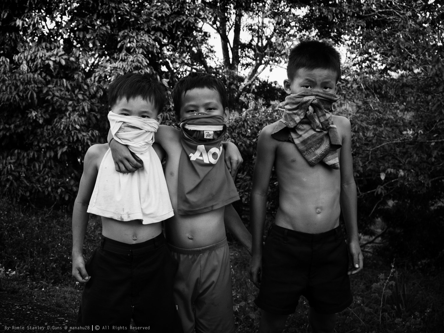 Photograph Different Emotions by Romie Stanley .D.Guns on 500px