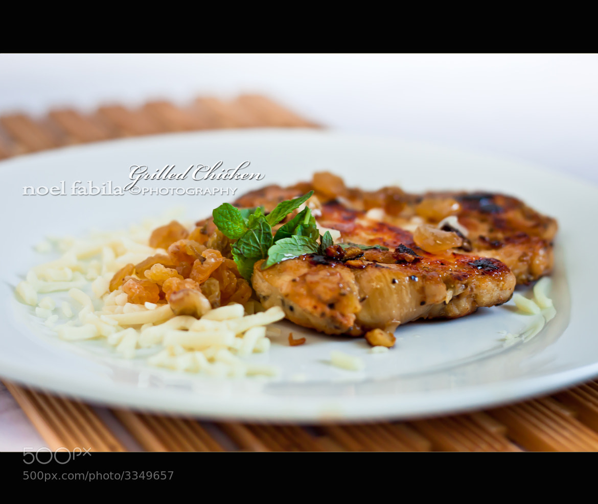 Photograph Grilled Chicken by Noel Fabila on 500px
