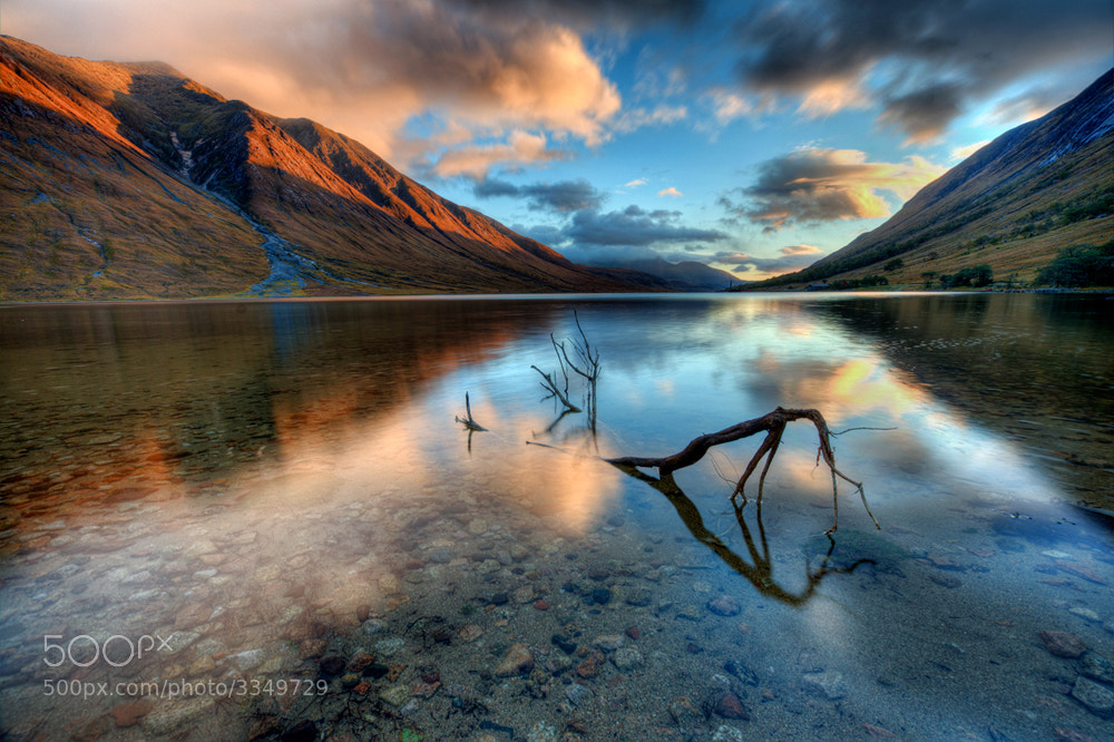 Photograph Loch Etive by Gerwyn Williams on 500px
