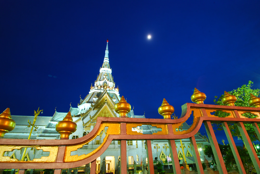 Photograph Sothon Templeed by Piyachai Wongsit on 500px