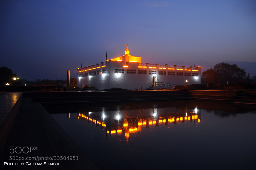 Photograph Birth place of Lord Buddha by Nepal I Love on 500px