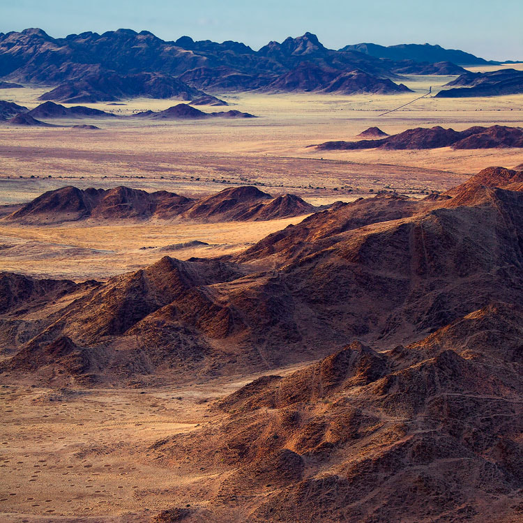 Photograph Namibia from the Baloon by Sam Dobson on 500px