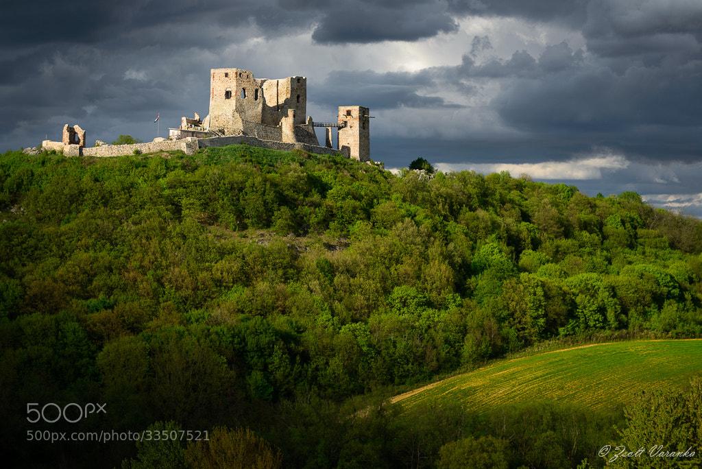 Photograph Fort Csesznek, Bakony by Zsolt Varanka on 500px