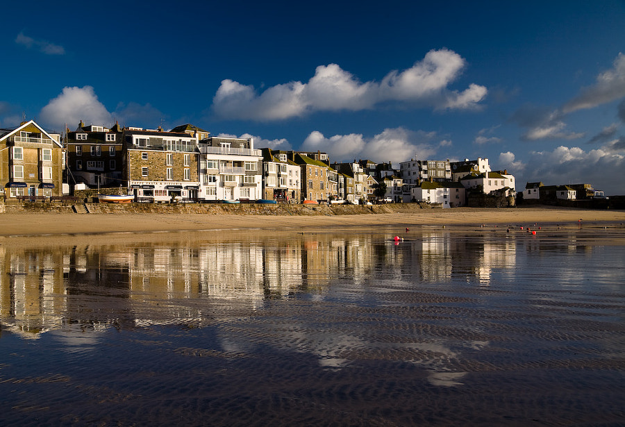St Ives Reflection