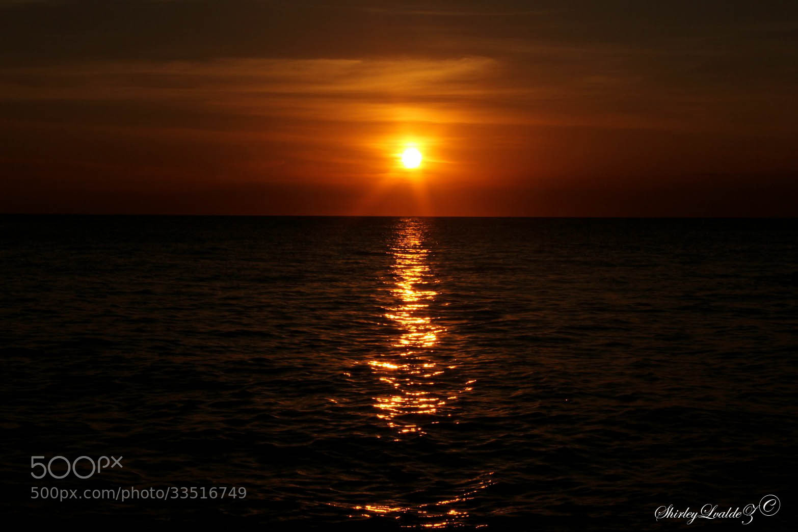 Photograph Over the horizon.. by shirleybelles  on 500px