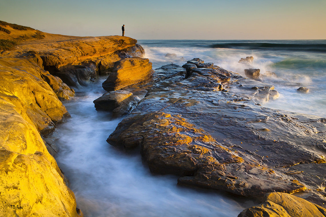 Photograph sunset light by tam duy on 500px