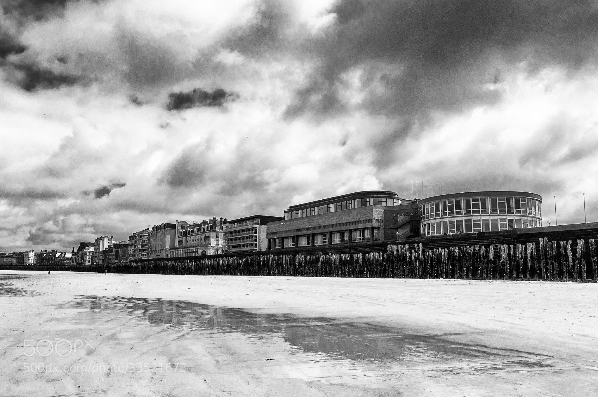 Photograph St Malo by Vincent Charvet on 500px