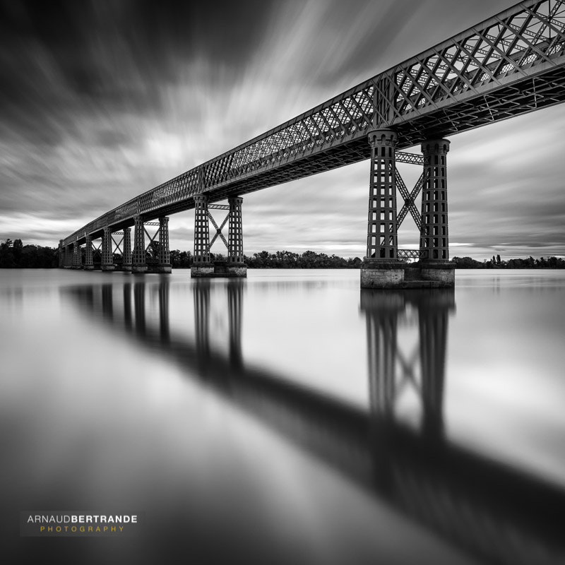 Photograph Pont routier  by Arnaud Bertrande on 500px