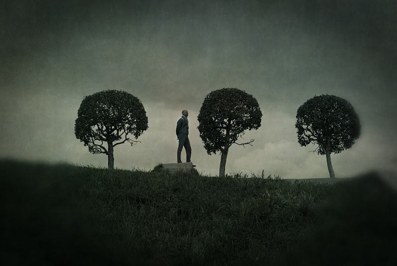 Photograph loneliness by Elena  Gorenshtein on 500px