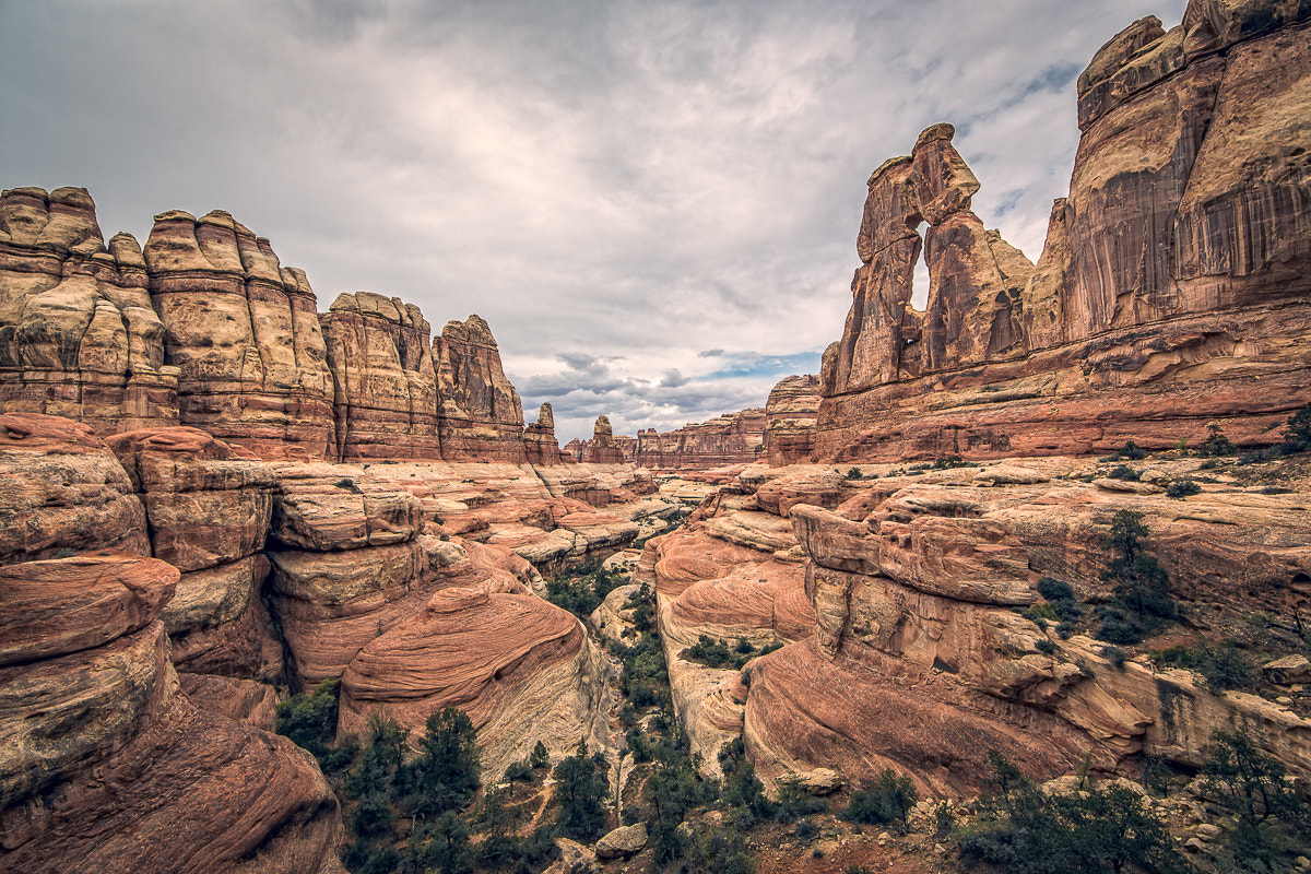 Photograph Druid Arch by Whit Richardson on 500px