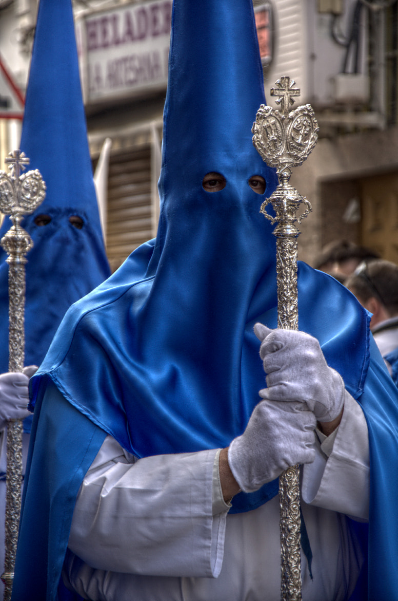 Photograph Nazareno by Lorenzo Salas-Morera on 500px
