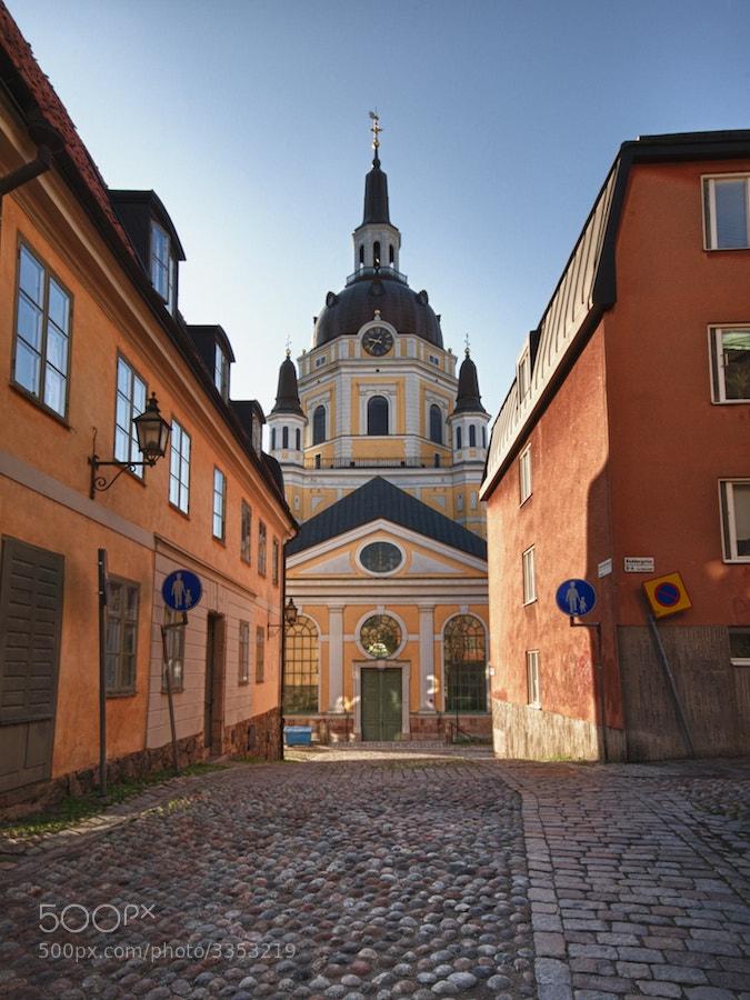 Photograph Katarina Church by Tor Berg on 500px