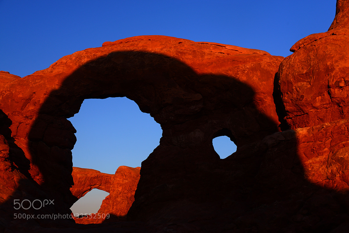 Photograph Arches N.P. by Michael Hubrich on 500px