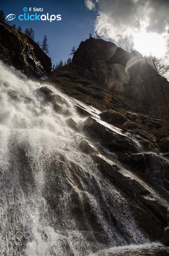 Photograph Chiare, fresche e dolci acque... (Vallone di Campiglia, Valle Soana, Parco Nazionale Gran Paradiso,  by Francesco Sisti on 500px