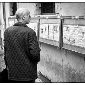Local news by Michael Avory (avorym)) on 500px.com--how local newspapers can use Pinterest to drive traffic