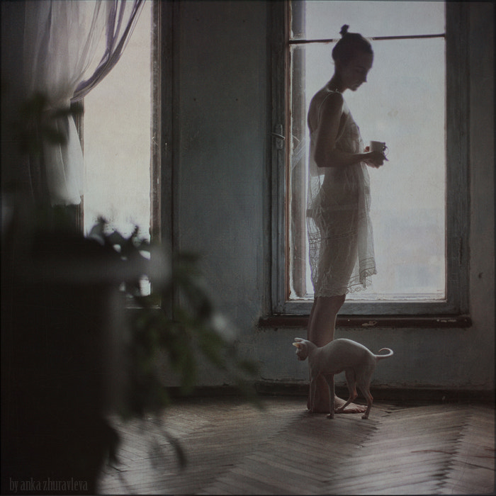 Photograph by the window by Anka Zhuravleva on 500px