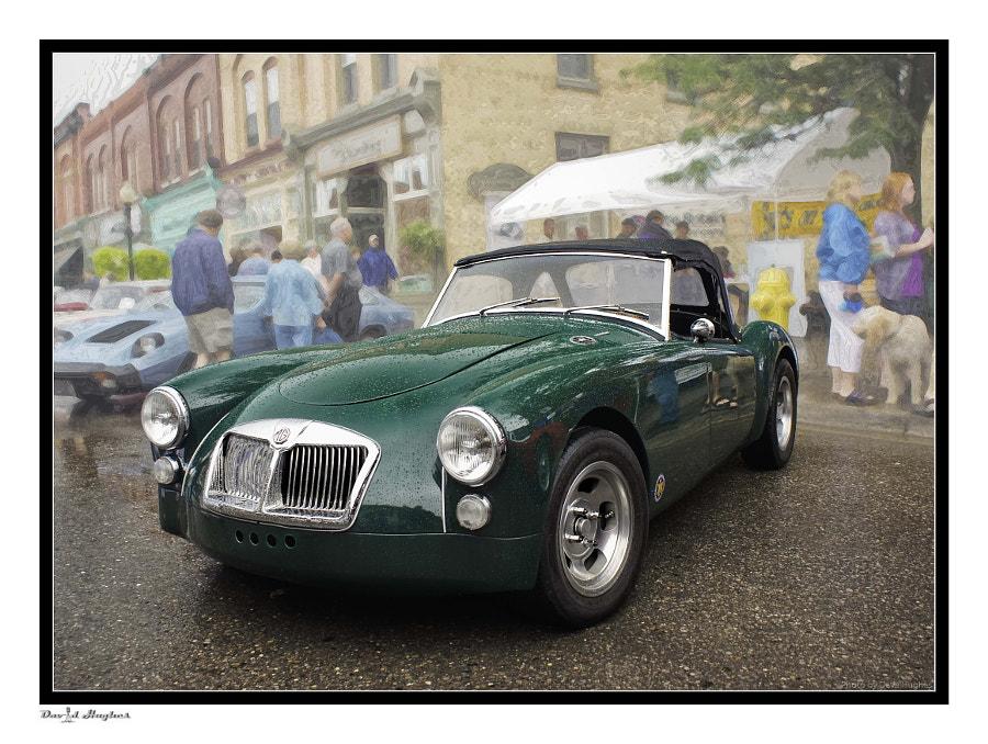 1962 MGA 1600 Racer