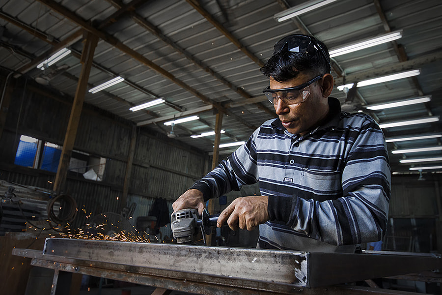 Photograph Welding by Hussain Ali on 500px