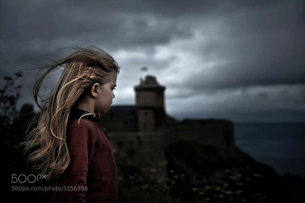 Photograph There is always a castle for a princess by Cath Schneider on 500px