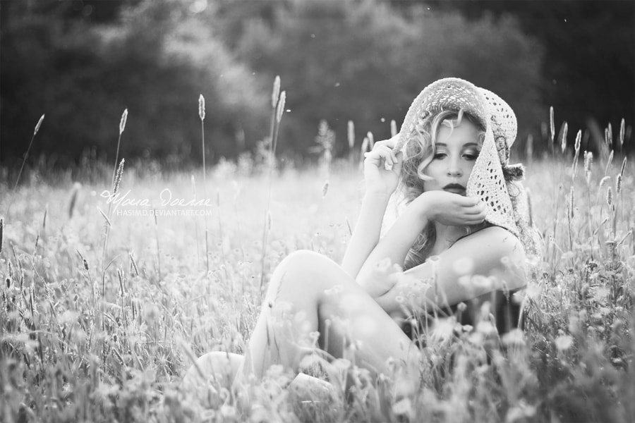 Photograph In the meadow by Mona Doerre on 500px