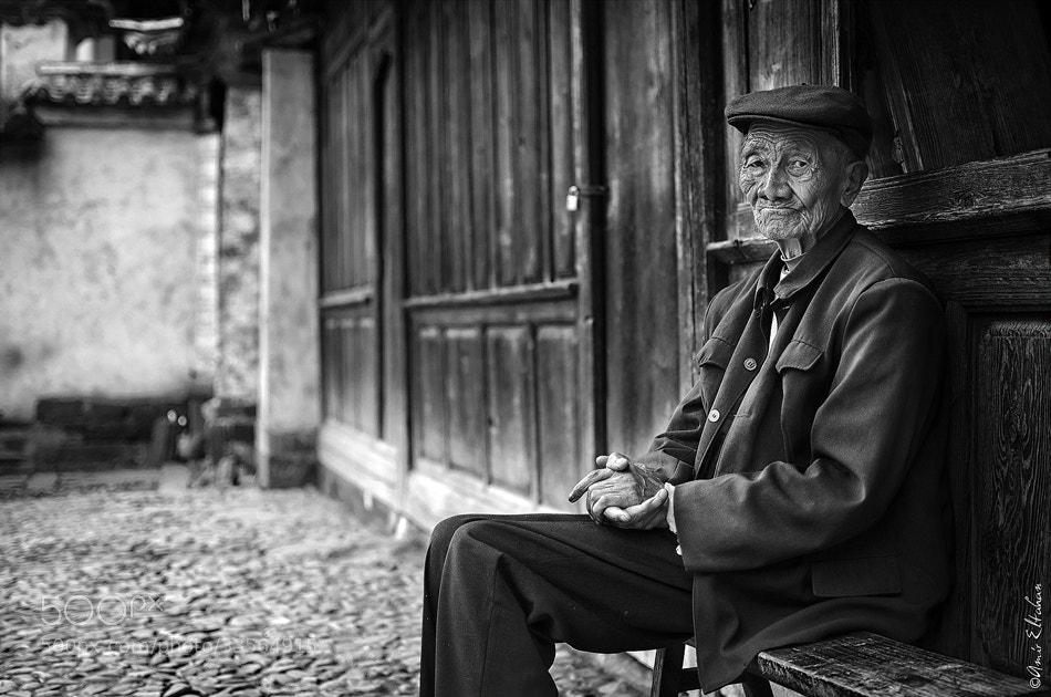 Photograph Portrait of Wisdom by Amir Eltahan on 500px