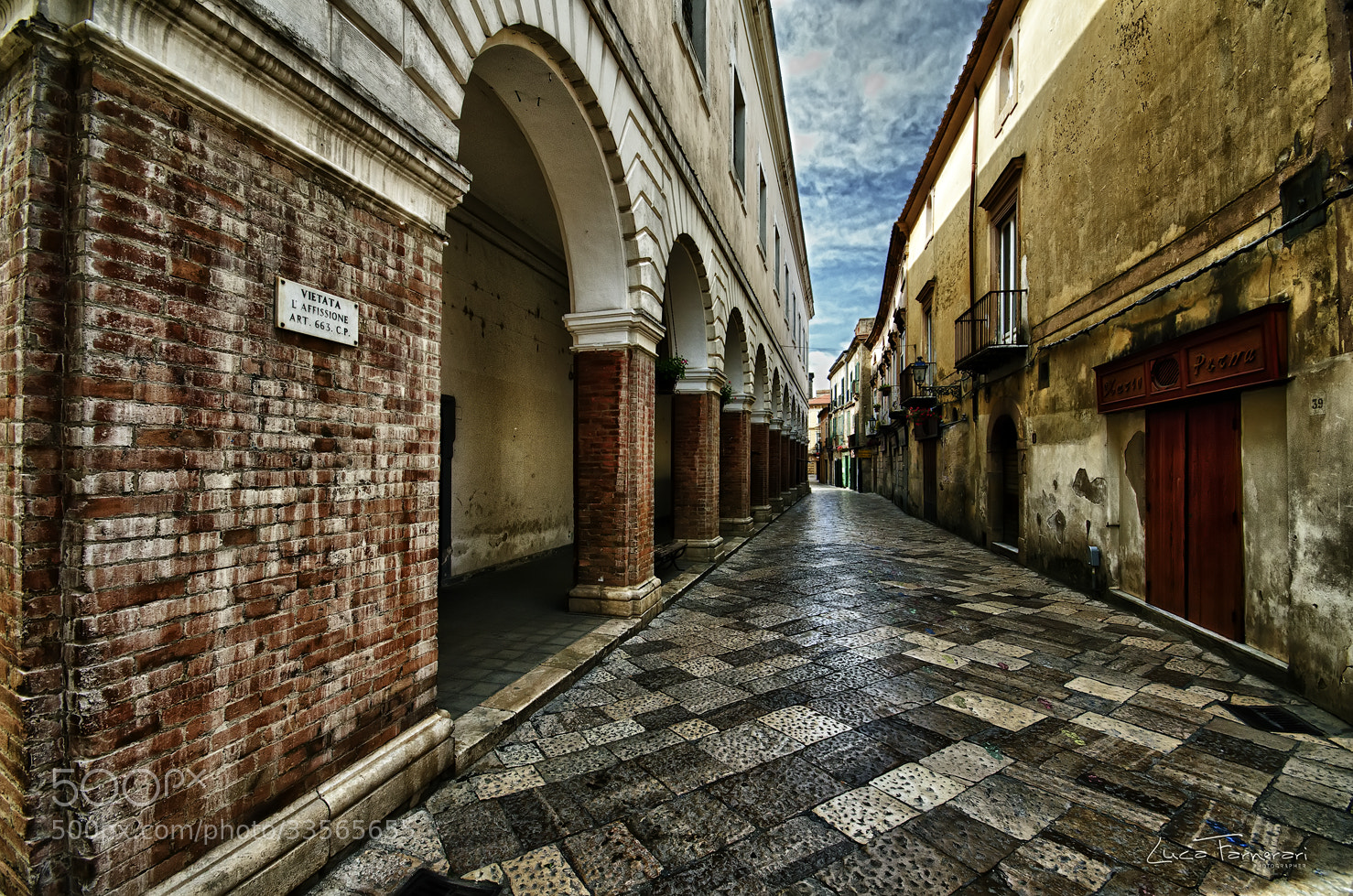 Photograph Sant'Agata De' Goti by Luca Farnerari on 500px