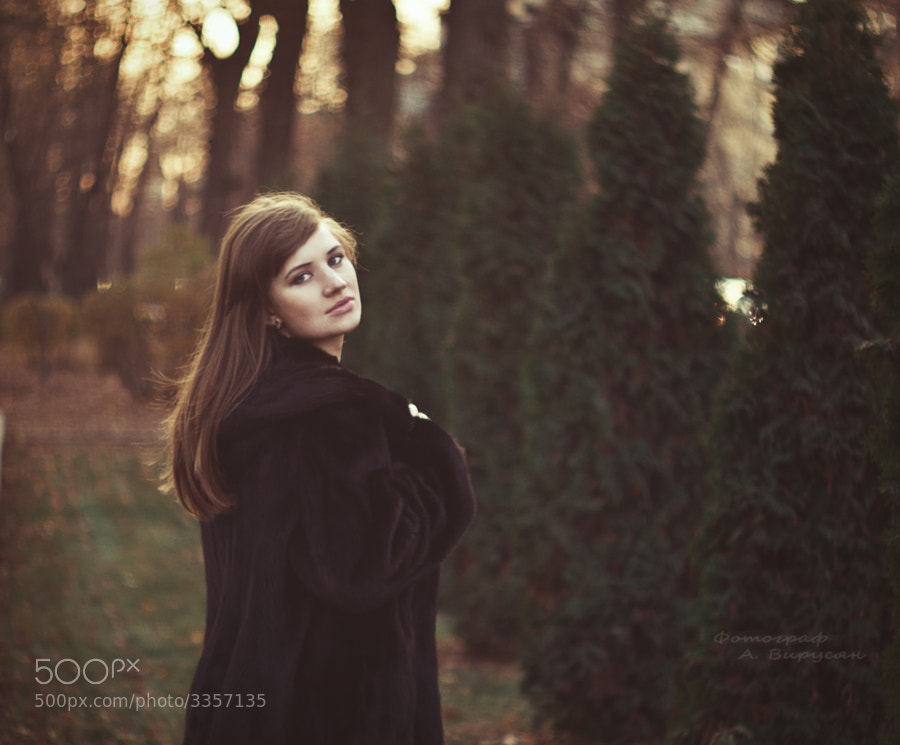 Photograph Angelica by Alex Virusyan on 500px