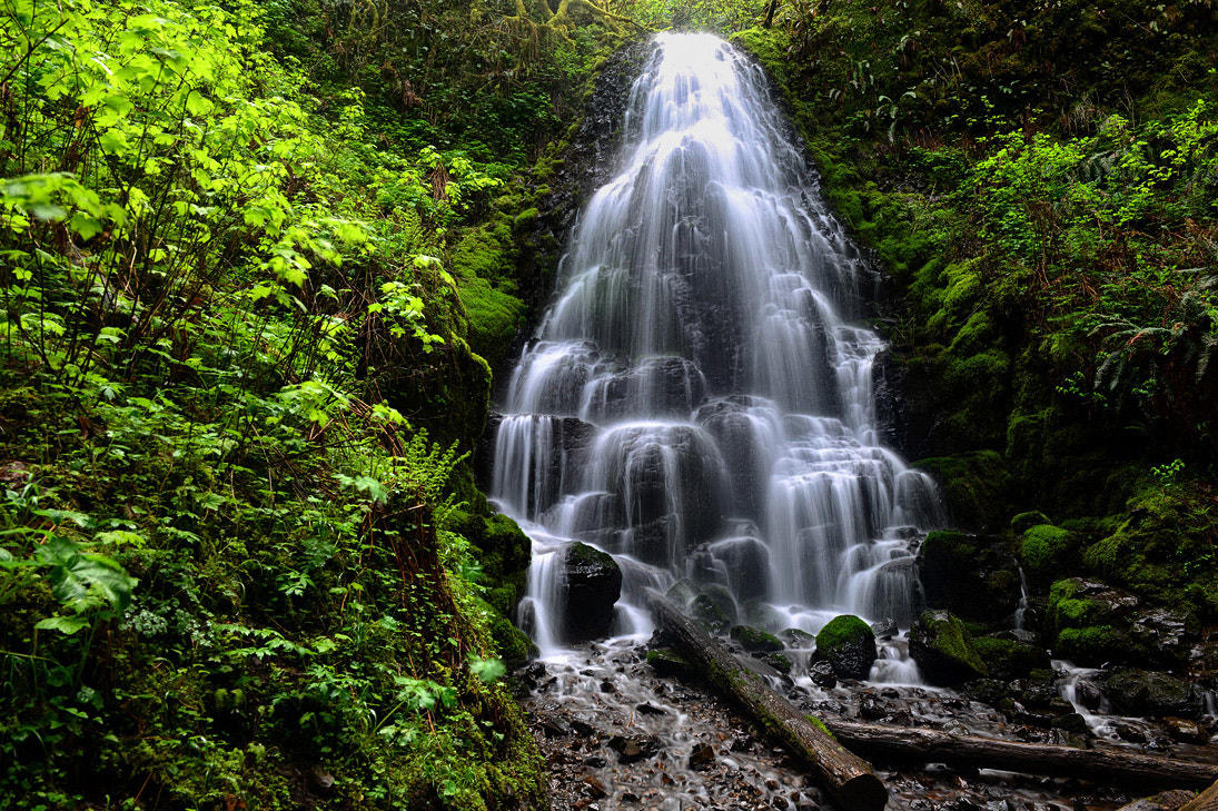 Photograph Fairy Falls by Peter Dang on 500px