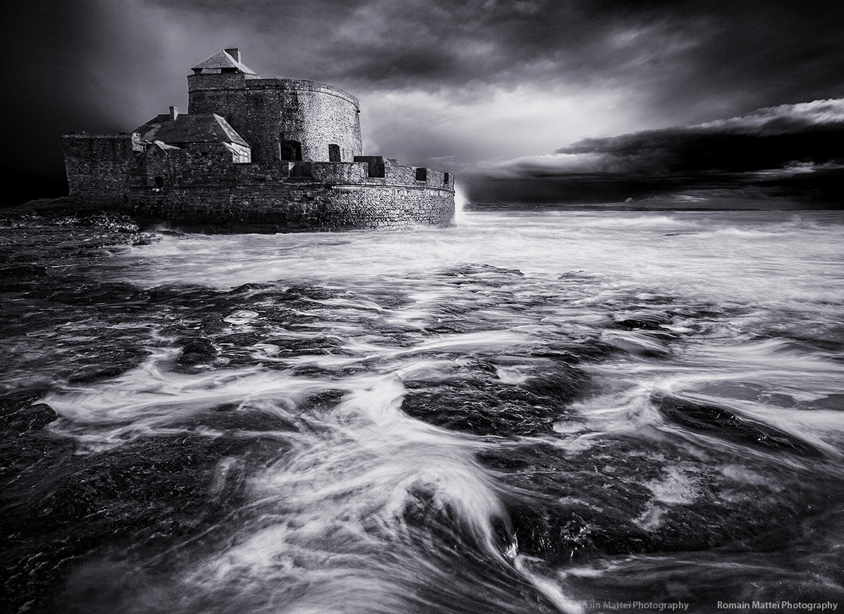 Photograph The Fortress by Romain Matteï on 500px