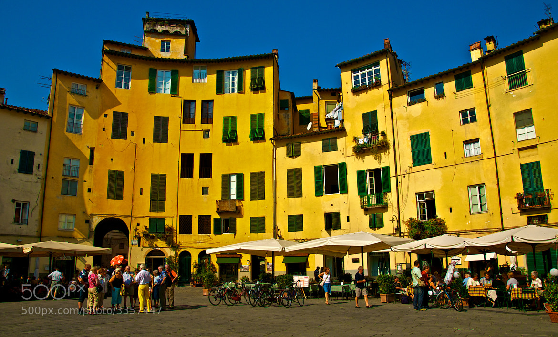Photograph Yellow day (Italy) by Raúl Menéndez Córdoba on 500px