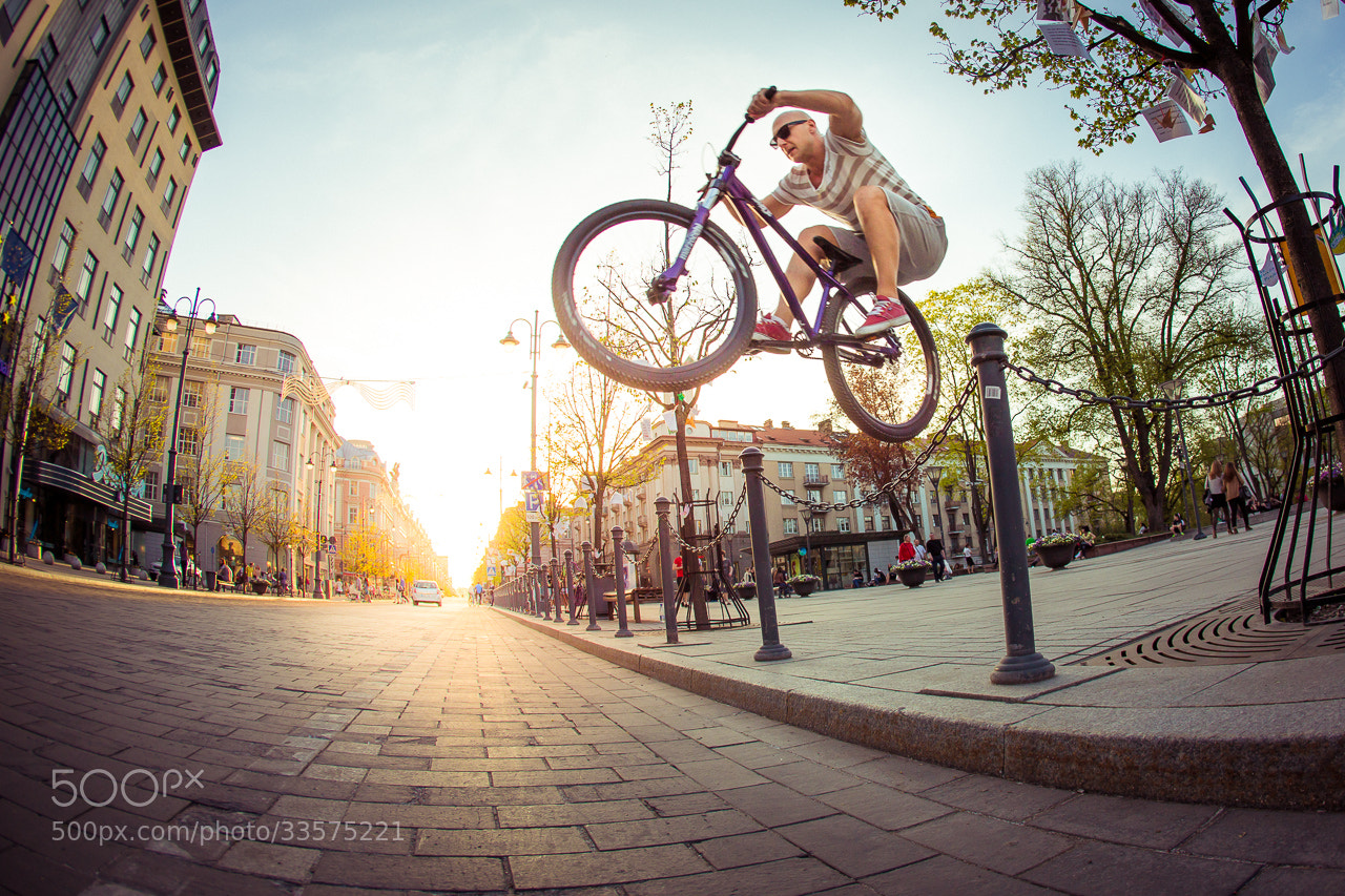 Photograph I love riding my bike! by Imantas Boiko on 500px