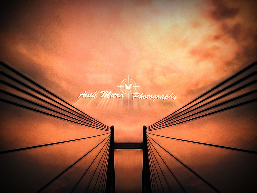 Photograph 2nd Bridge by Avik Mitra on 500px