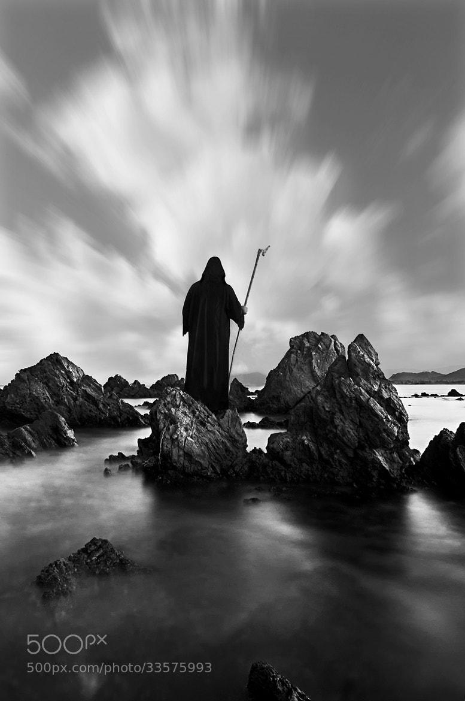 Photograph Il guardiano del tempo by Fulvio Mattana on 500px