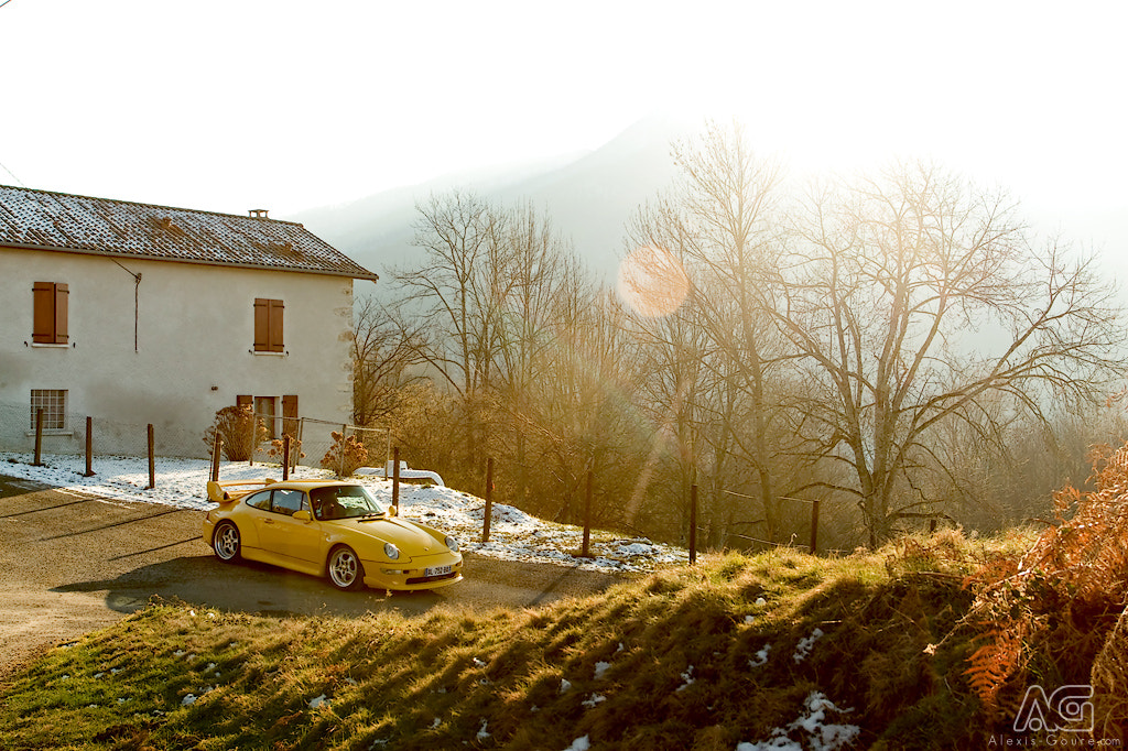 Photograph Porsche 993 GT2 like by Alexis Goure on 500px