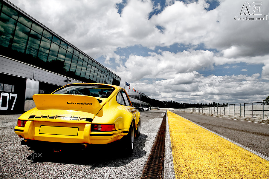 Photograph Porsche Classic by Alexis Goure on 500px