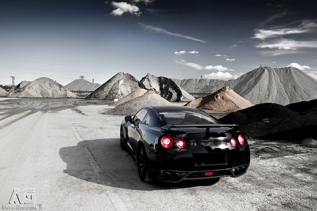 Photograph Nissan GT-R by Alexis Goure on 500px