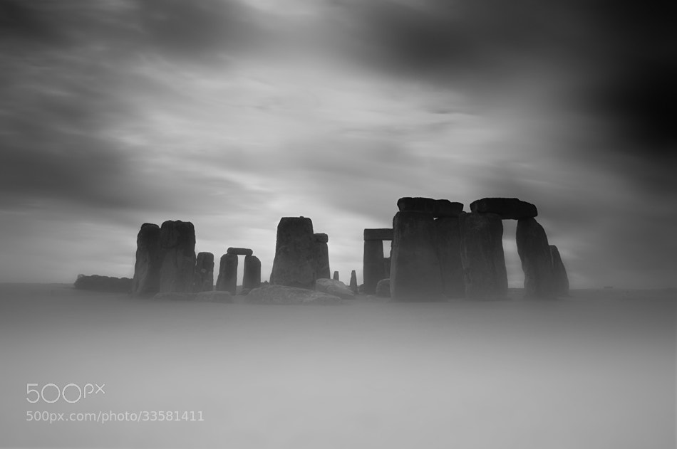 Photograph Stonehenge by David Mar Quinto on 500px