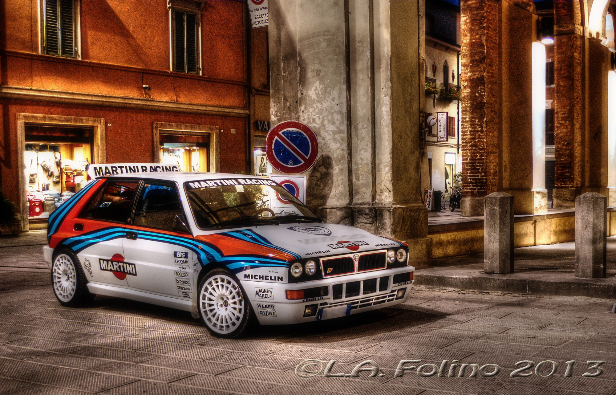 Photograph Delta HF integrale by Luca A. Folino on 500px