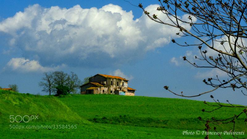 Photograph Antichi Poderi-(Old Farms) by Francesco Pulvirenti on 500px